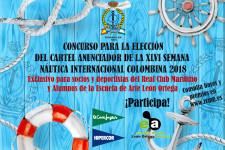 CARTEL ELECCION CARTEL SEMANA NAUTICA 18