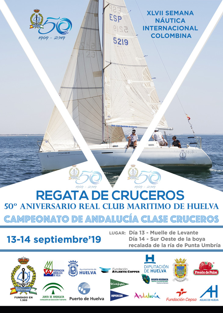 Regata Cruceros 50 Aniversario RCMH BD