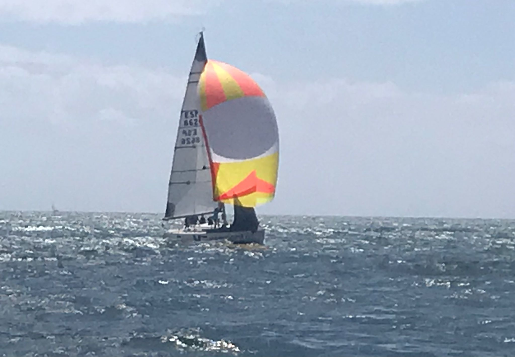3ª prueba VII liga cruceros