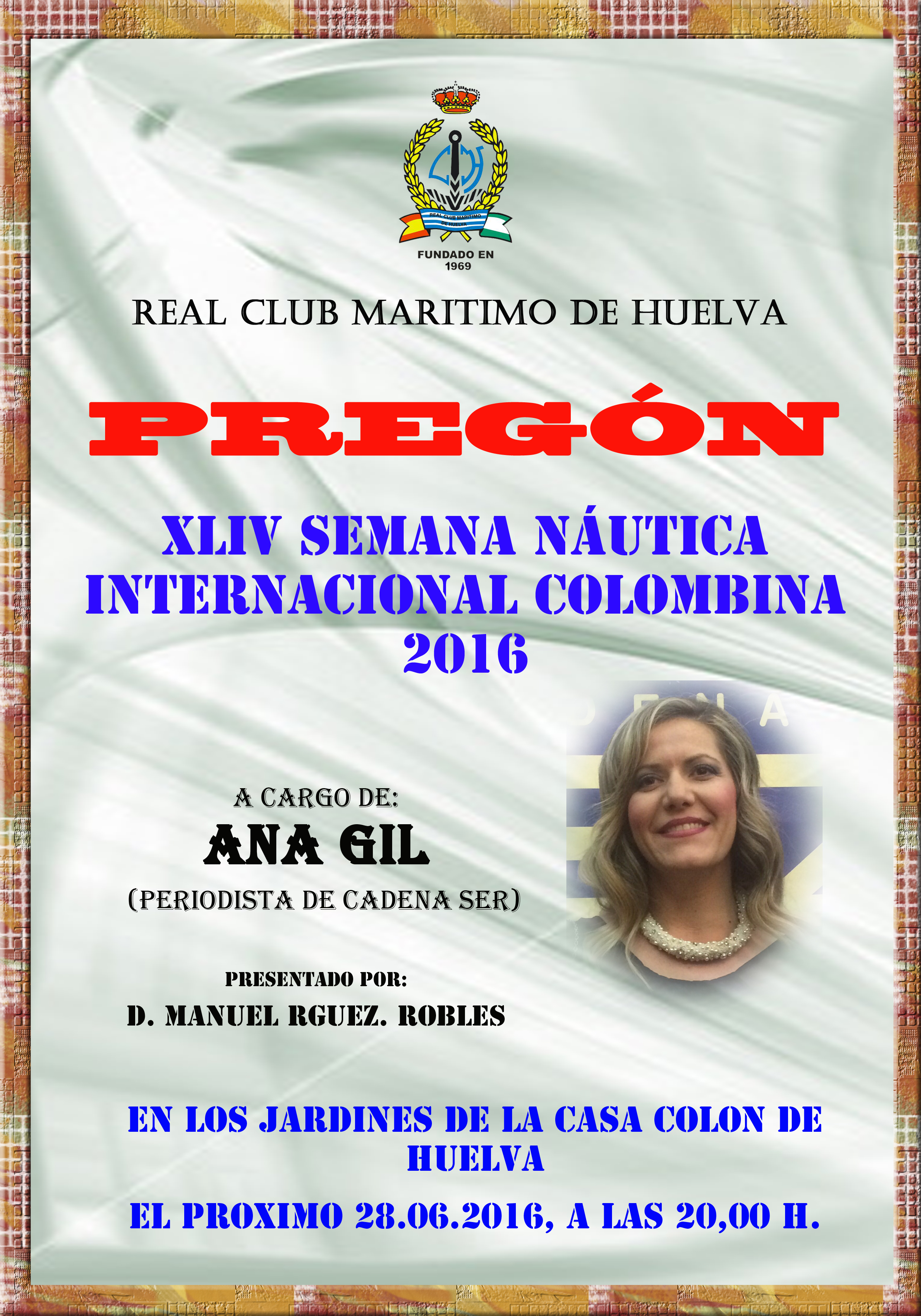 Pregón 2016