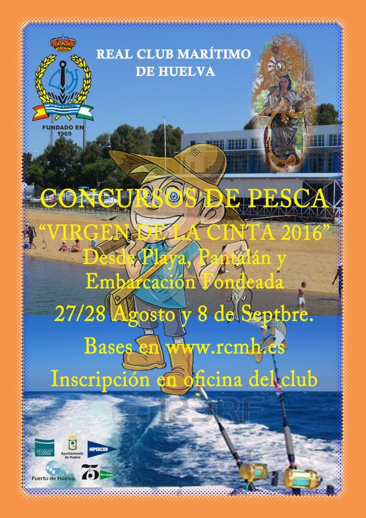 Concursos pesca Virgen Cinta 2016