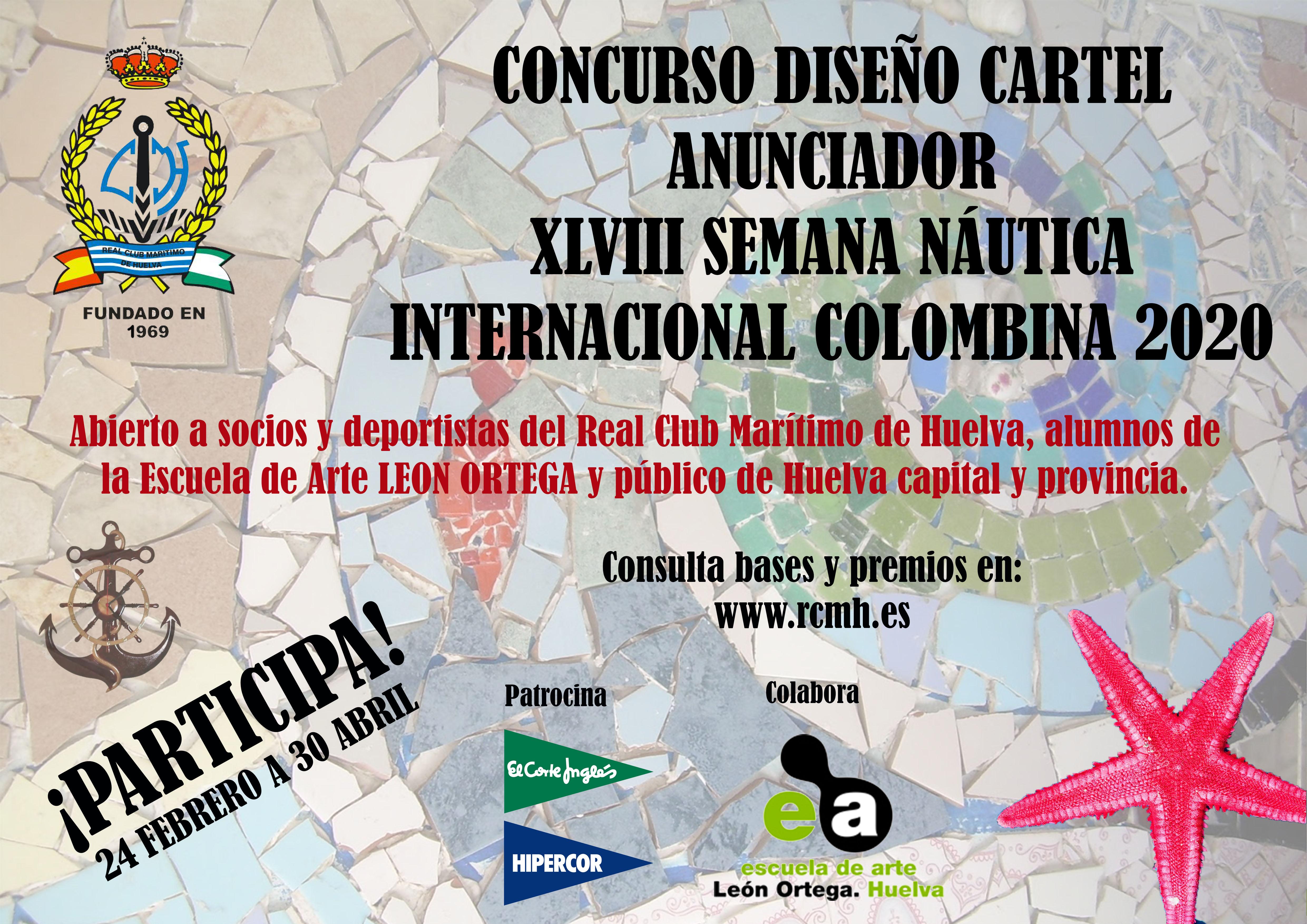 Concurso diseño cartel SNIC 2020