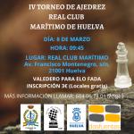 IV Torneo Ajedrez Club Maritimo